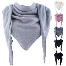 REALLY NICE CASHMERE Wollschal Cloud Winter Strick Schal XL 100% Kaschmir Wolle