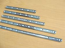 Schubladenschienen Schubladenauszug Teleskopschienen  Kugelführung Teilauszug
