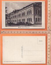 Modica (RG)  Scuola Magistrale - F/p - Ottima Conservazione - 19420