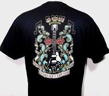 Sun Studios Rock & Roll Memphis Tennessee Mens T-Shirt - Black - Size Xl-3Xl Nwt