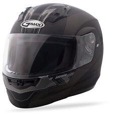 GMAX MD-04 Quadrant Modular Street Helmet Matte Black/Dark Silver