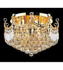 Palace Crown A 8  light Crystal Chandeliers Flush Mount Light G Precio Mayorista