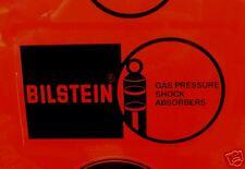 BILSTEIN Black&Clear STICKERS Porsche 911BMW M3 M5 CSL