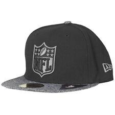 NEW Era 59 fifty fitted cap-Grey II NFL Shield