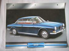 BMW 3200CS Dream Cars Card