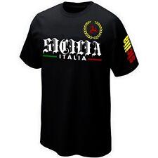 T-Shirt SICILIA SICILE ITALIA italie Maillot ★★★★★
