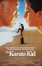 The Karate Kid 8x10 11x17 16x20 24x36 27x40 Movie Poster Vintage Ralph Macchio A
