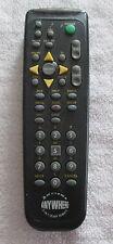 General Instrument Model URC45T FCC ID: F2NOVA20T Remote Control 3-1 IR/UHF