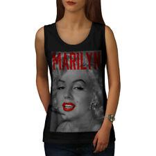 Marilyn Retro Monroe Women Tank Top NEW   Wellcoda