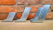 Sabot de charpente incliné ailes intérieures sabots à angle pour poteau en bois