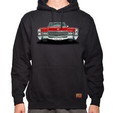 1968 Cadillac Deville Cabrio The Legend Classic Car- Men's/Unisex Hoodie USA