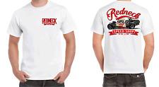 REDNECK SPEED SHOP T-SHIRT T SHIRT CLOTHING 100% COTTON RAT ROD HOT ROD VINTAGE