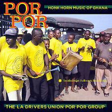 ~COVER ART MISSING~ Drivers Union Group CD Por Por: Honk Horn Music of Ghana