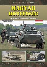 TANKOGRAD 7020 MAGYAR HONVEDSEG VEHICLES OF THE MODERN HUNGARIAN ARMY