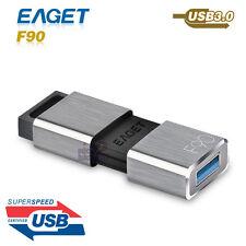 EAGET F90 USB 3.0 Flash Drive Ultra Fast Metal Water Resistant Pen Drive Memory