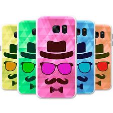 Hipster Face / Hipster Moustache Guy Case for Google Pixel
