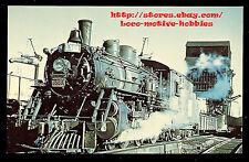 LMH Postcard 1959 CANADIAN NATIONAL 4-6-0 Ten-Wheeler CN #1389 Fort Rouge Canada
