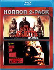 Rob Zombie Horror 2-Pack (The Devils Rej Blu-ray