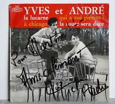 YVES ET ANDRE La lucarne 9065