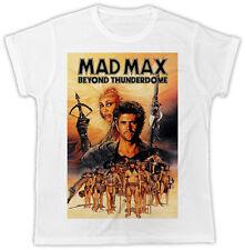 COOL MAD MAX BEYOND THUNDERDOME MOVIE POSTER FASHION UNISEX TSHIRT IDEAL GIFT