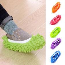 Putzschuhe Wischmopp Pantoffel Schuhe Filzpantoffel Für Wischen Boden Sauber