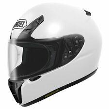 Shoei Ryd glänzend weiß Volles gesicht-motorrad-motorrad-helm alle Größen