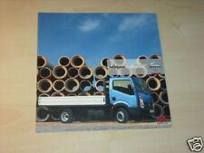 14438) Nissan Cabstar Prospekt 2007