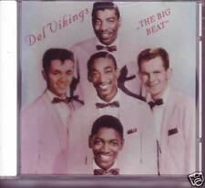 THE DEL-VIKINGS - The Big Beat - DooWop CD