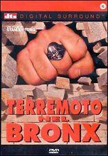 Terremoto nel Bronx (1996) DVD di Stanley Tong con Jackie Chan