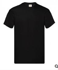 maglietta uomo   T-shirt Original Screen St100% cotone  Fruit of the Loom