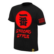 "WWE Shinsuke Nakamura ""Ichiban"" Authentic T-Shirt *NEU* S M L XL 2XL 3XL 4XL 5XL"