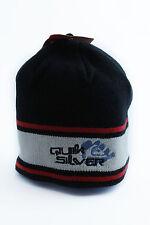 Cappello da uomo nero Quiksilver berretto invernale copricapo casual moda