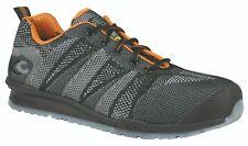 New Men's COFRA 78800-CU0 FLUENT BLK/O Safety shoe - USA/Canada safety standard