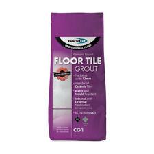 BOND IT 3kg Floor tile Grout upto 12mm Gaps internal external ceramic tiles CG1