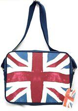 Sac bandoulière PEPE JEANS drapeau anglais ORLEANS BAG DENIM jeans PM030256