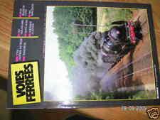 Voies Ferrees n°37 Z7100 TGV 231G558 C20150
