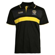 Richmond Tigers 2018 AFL Premium Polo Shirt Sizes S-5XL BNWT WINT