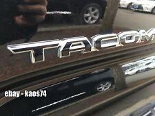 Toyota Tacoma Emblem Decal Overlay 2016 2017 2018 4x4 SR5 V6 TRD Pro
