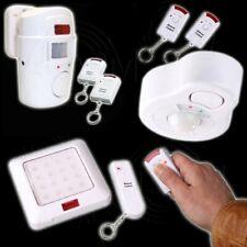 SensorAlarm DeckenAlarm oder WandLeuchte mit Fernbedienungen INFRAROT Haus Alarm