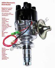 New HS45D4 4-cylinder Electronic Distributor Replaces Lucas 45D 48D 54D Dist.