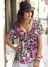 Camisa, aniston. multicolor. nuevo!!! KP 37,99 sale%%%