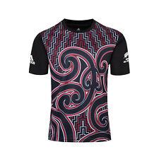 New Zealand MAORI All Blacks 2019 rugby jersey graphic shirt - (S-3XL)