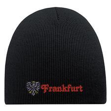 gorro de lana Hip-Hop gorro de punto Bordado FRANKFURT 54833
