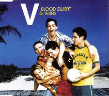 V - Blood Sweat & Tears (UK 2 Track CD Single Part 1)