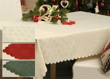 Tischdecke Winterzeit Tischläufer Tischtuch Tafeltuch Mitteldecke Weihnachten