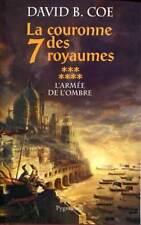 D. B. COE: COURONNE DES 7 ROYAUMES 7. PYGMALION. 2007.