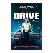 Drive Poster Movie Art Silk Fabric POSTER 13x20 32x48 inch Home Decor J594