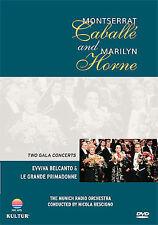 MONTSERRAT CABALLE & MARILYN HORNE CONCERT DVD