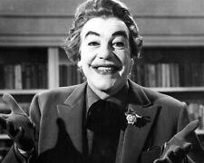 CESAR ROMERO BATMAN CLASSIC PORTRAIT AS THE JOKER 1960'S TV PHOTO OR POSTER