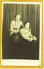 Real Photo Postcard RPPC Affectionate Women Lesbian Int